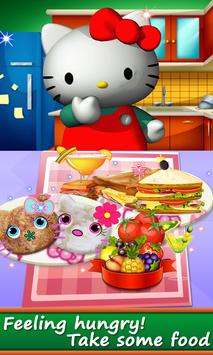 Hello Kitty Food Lunchbox Game: Cooking Fun Cafe screenshot 9