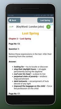 ncert solutions - class 12 english ncert solutions screenshot 16
