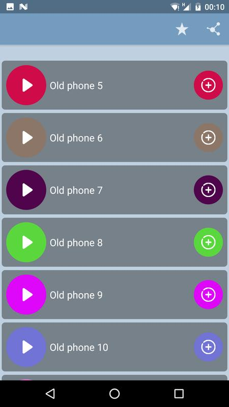 android ringtone old fashioned phone