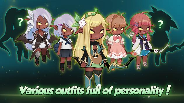 Grow Archer Chaser - Idle RPG screenshot 4