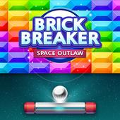 Brick Breaker : Space Outlaw icon