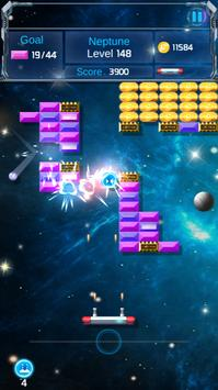 Brick Breaker : Space Outlaw screenshot 11