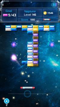 Brick Breaker : Space Outlaw screenshot 12