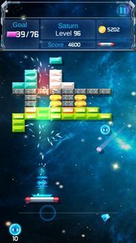 Brick Breaker : Space Outlaw screenshot 13