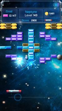 Brick Breaker : Space Outlaw screenshot 5