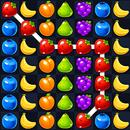 Fruits Garden : Link Puzzle aplikacja