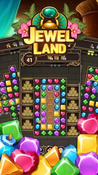 Jewels Land® : Match 3 puzzle screenshot 1