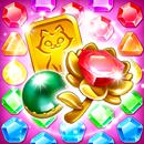 Jewel Castle - Match 3 Puzzle aplikacja