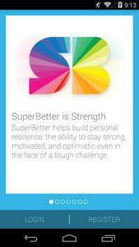 SuperBetter poster