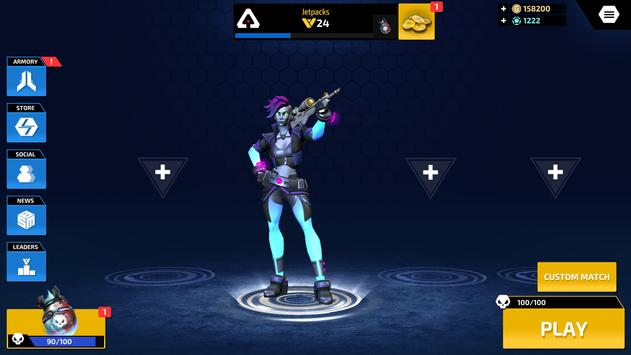 Armajet screenshot 5