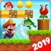 Super Bino Go - New Games 2019 icon