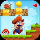Super Bino Go: New Free Adventure Jungle Jump Game APK