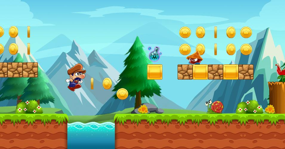 Download Super Bino Go Apk For Android