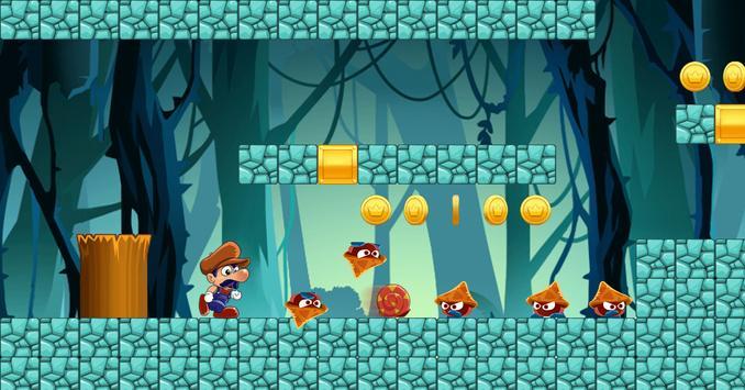 Super Bino Go screenshot 1