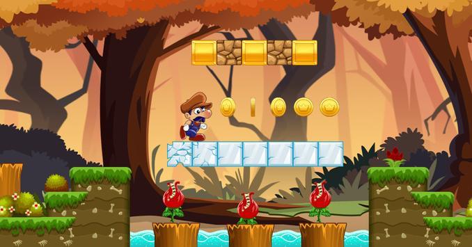 Super Bino Go screenshot 2