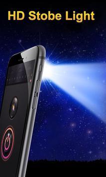 Super Flashlight: HD Torch Light screenshot 3