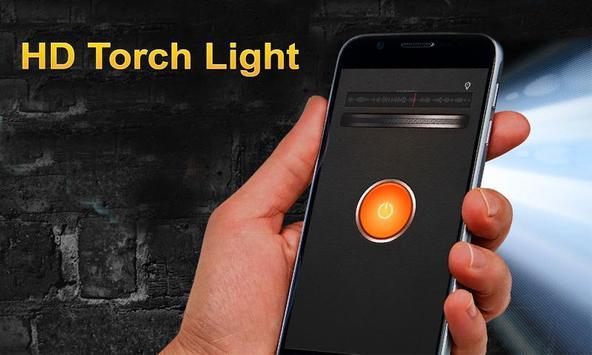 Super Flashlight: HD Torch Light screenshot 9