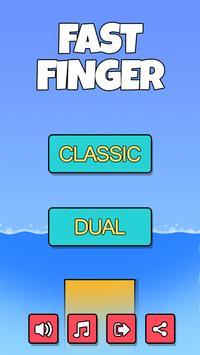 Fast Finger poster