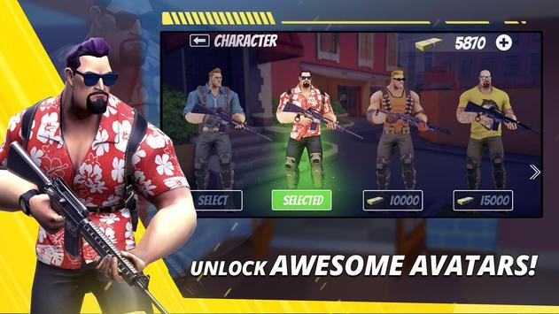 Gun Game - Arms Race captura de pantalla 3