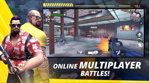 Gun Game - Arms Race captura de pantalla 1