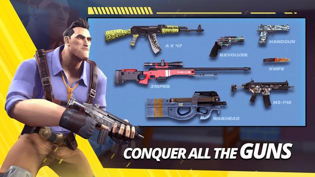 Gun Game - Arms Race captura de pantalla 2