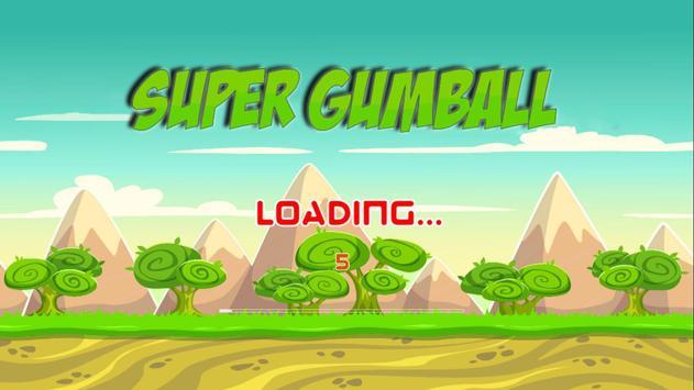 Super Gumball poster