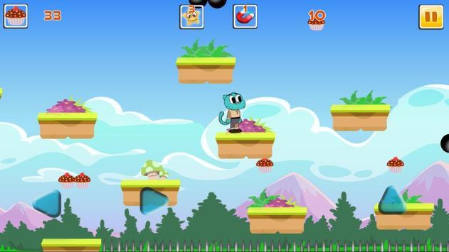 Super Gumball screenshot 1