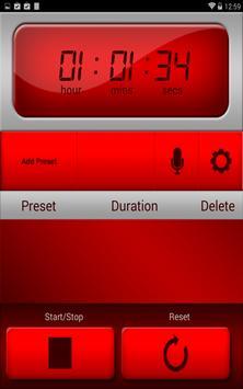 Stopwatch & Timer screenshot 1