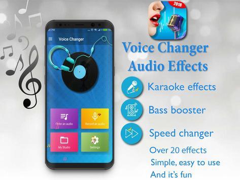 Penukar Suara - Kesan Audio syot layar 16