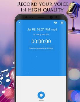 Pengubah Suara - Efek Audio screenshot 7