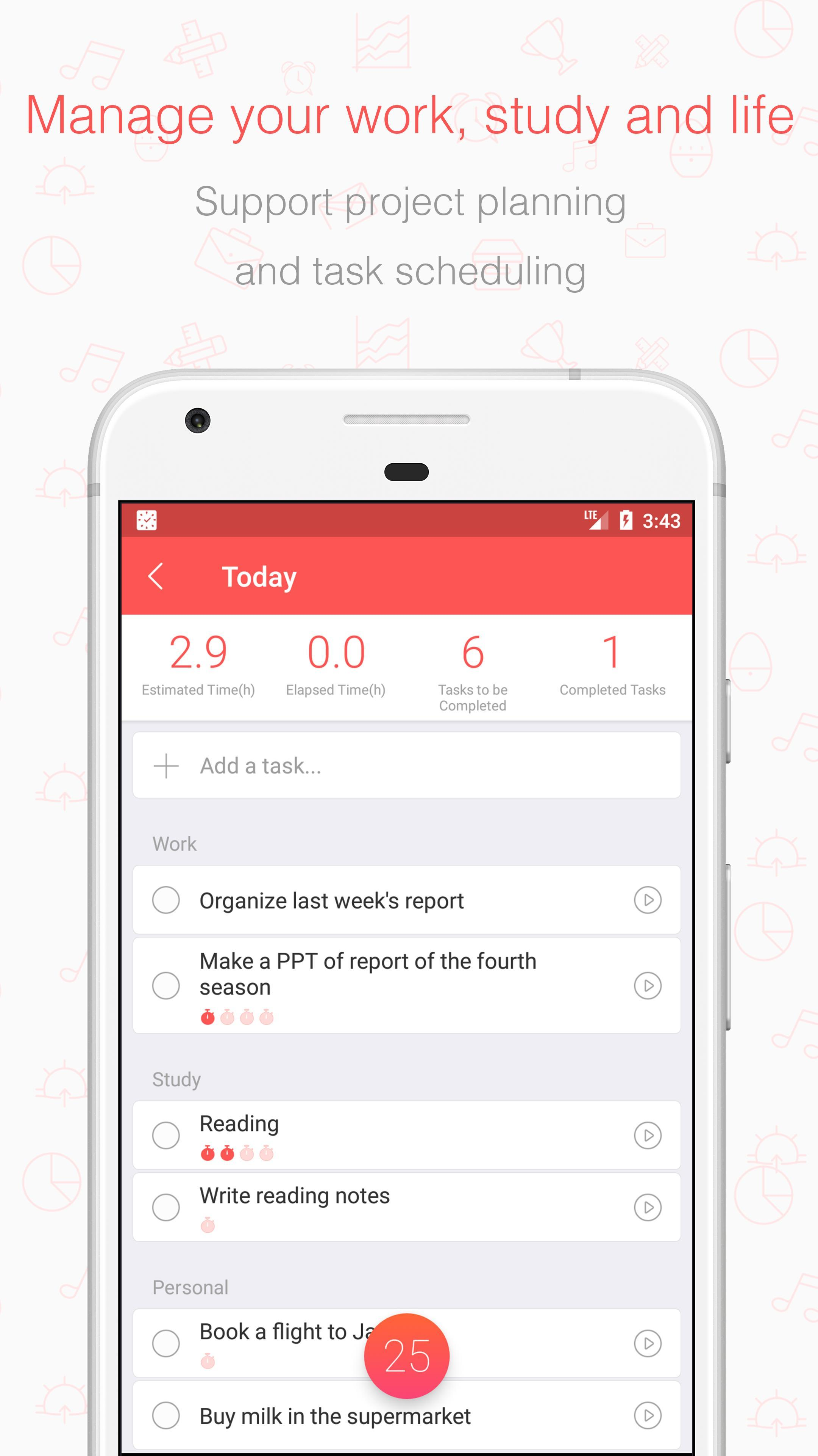Focus To-Do for Android - APK Download