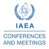 IAEA Conferences and Meetings simgesi