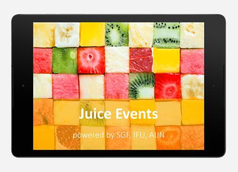 Juice Events screenshot 6