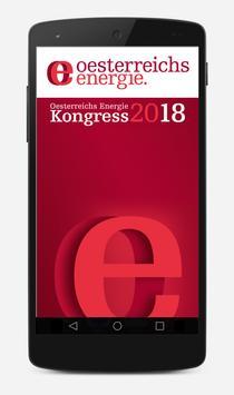 Oesterreichs Energie Kongress poster