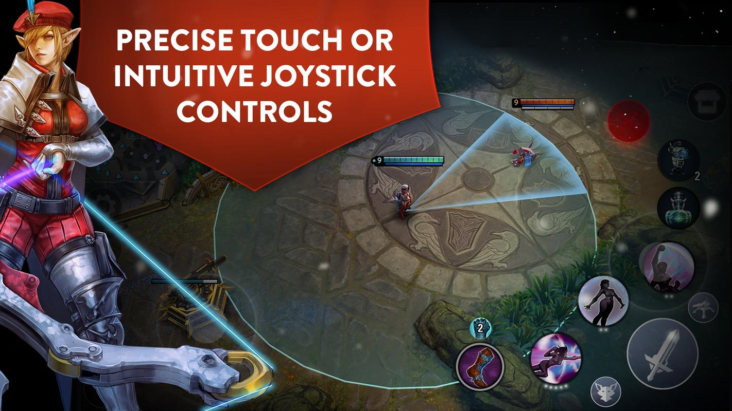 Vainglory For Android Apk Download
