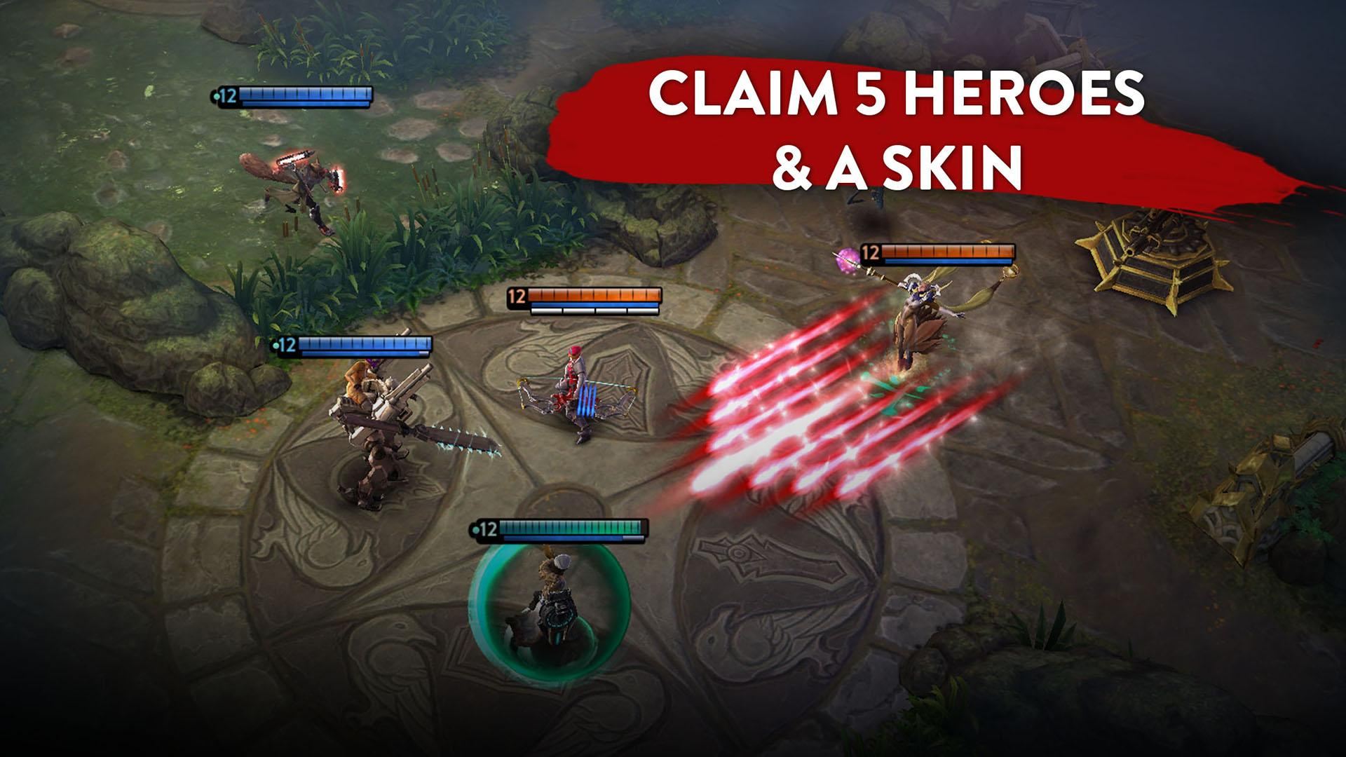Vainglory for Android - APK Download