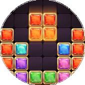ikon Block Puzzle Jewels