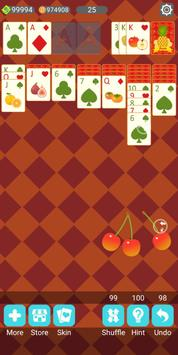 Solitaire - Card Collection الملصق