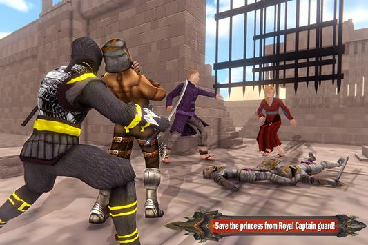 Superhero Ninja Arashi with Samurai Assassin Hero screenshot 10