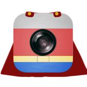 Superhero explosions & effects icon