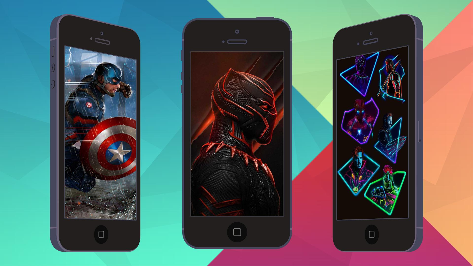 Superheroes Wallpapers Hd 4k Superhero Backgrounds For Android Apk Download