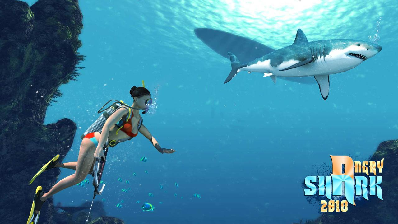 Shark Attack 2019 : Shark Games for Android - APK Download