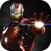 Superheroes wallpaper HD 4K changer 圖標