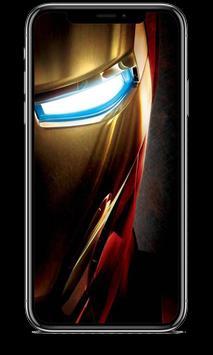 Superheroes wallpaper HD 4K changer स्क्रीनशॉट 3