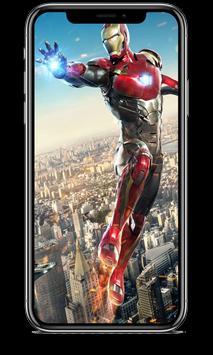 Superheroes wallpaper HD 4K changer 截圖 2