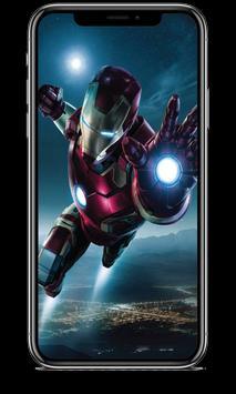 Superheroes wallpaper HD 4K changer स्क्रीनशॉट 4