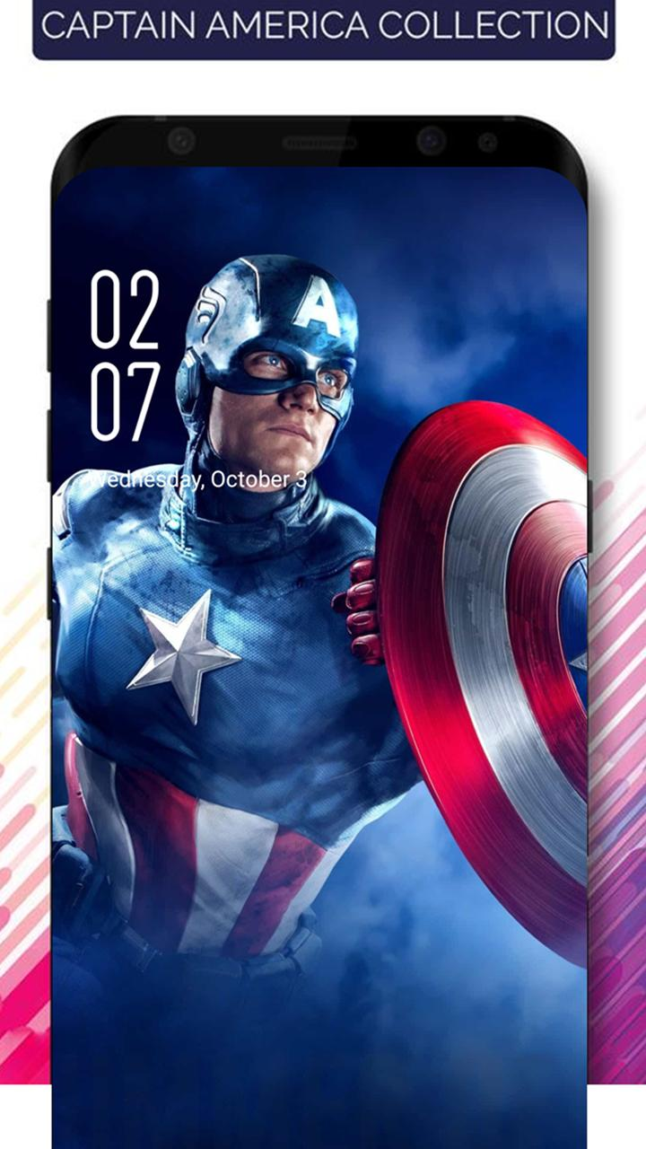 4k Superhero Wallpapers Hd Backgrounds For Android Apk Download