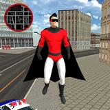 Flying SuperHero Rope Vegas Rescue