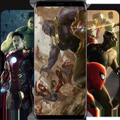 Superheroes | 4K Wallpapers icon