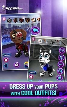Super Villain Pups Squad Dressup and Makeover Game (Unreleased) screenshot 1